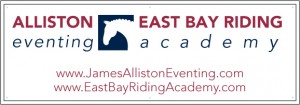James Alliston Eventing