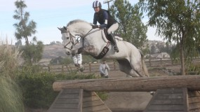 YR Kelsey Holmes Shares Her Riding Experience